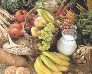 Los alimentos más nutritivos y saludables