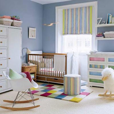 quarto de bebe feminino e masculino