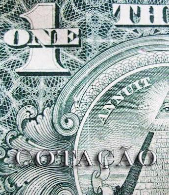 cotação dolar