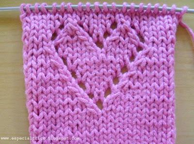 como fazer lacada no trico