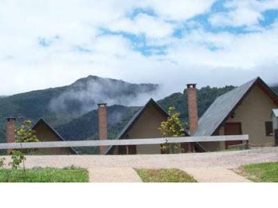Chales em Monte Verde