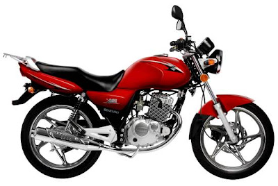 motos suzuki fotos