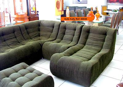 sofas alto padrão