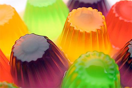 Como Fazer Gelatina com Frutas