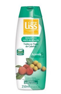 shampoo care liss