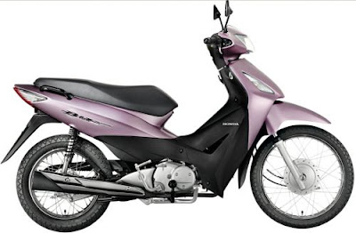 Motos Honda 2010 FALCON