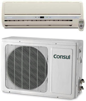 Ar condicionado komeco 12000 janela