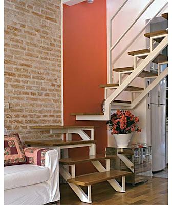 escada residencial