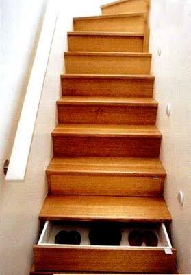 escadas de madeira fotos