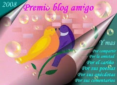 "Premio ""Blog Amigo"""
