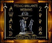 "Premio ""Brillante webmws"""