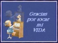 """Premio """"Gracias por tocar mi vida"""""""