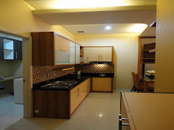 Kitchen set cantik utk Rumah | Apartemen