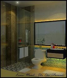 Desain Kamar Mandi Mungil on Kamar Mandi Lux  3d Design