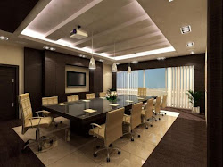 INTERIOR RUANG MEETING