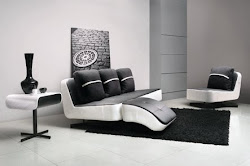 Model Sofa Kulit asli