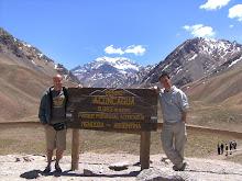 Le mont Aconcagua