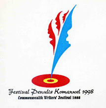 FESTIVAL PENULIS KOMANWEL- 1998.