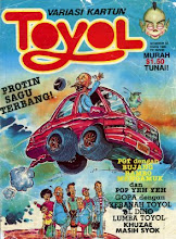 MAJALAH KARTUN TOYOL