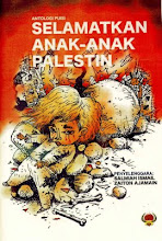SELAMATKAN ANAK ANAK PALESTIN