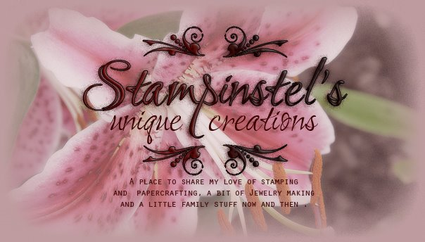 Stampinstel's Unique Creations