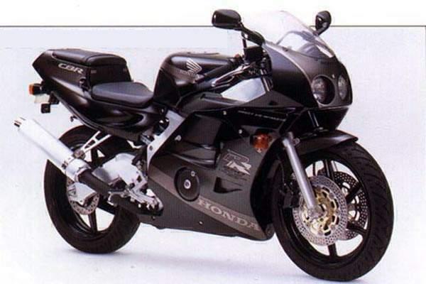 Honda CBR Modification