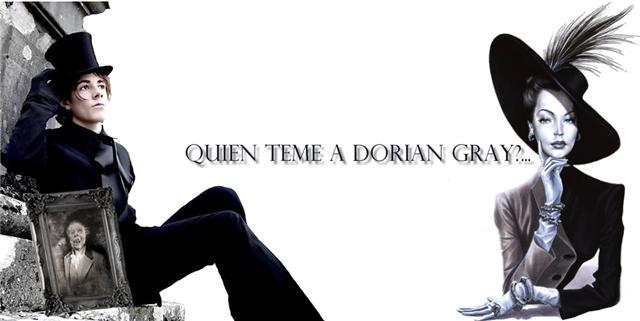 Quién tema a Dorian Gray...