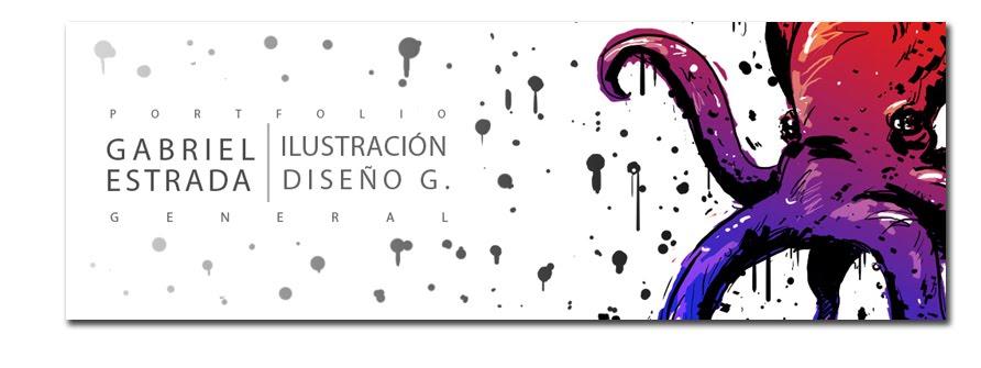 GABRIEL ESTRADA/ ILUSTRACION, DISEÑO G.