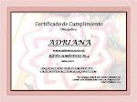 Certificado de cumplimiento reto N° 4