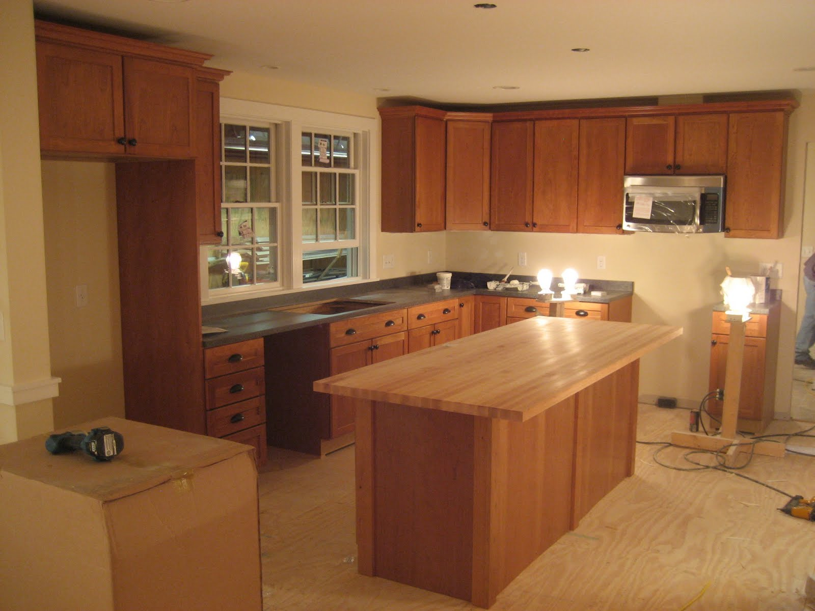 Merillat Kitchen Cabinets Islands