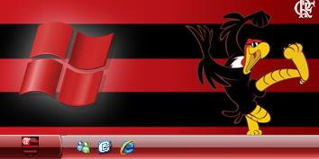 Kit Desktop personalizado: Flamengo Baixar