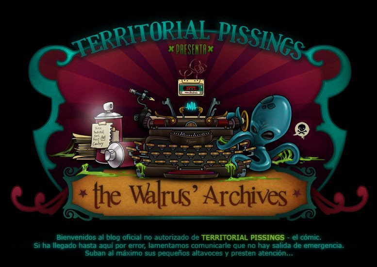 the walrus' archives
