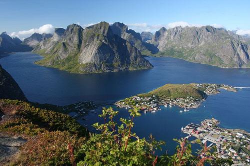 Noruega noruega-lofoten
