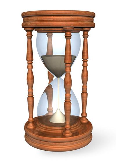 3D Model of Hourglass