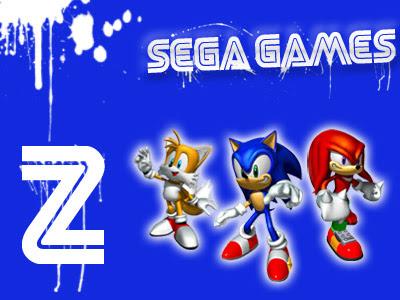 SEGA GAMES - Z