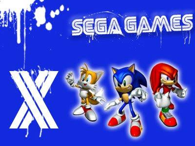 SEGA GAMES - X