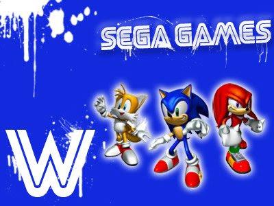 SEGA GAMES - W