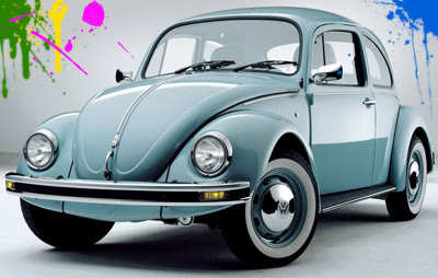WIP: VW Beetle 1938