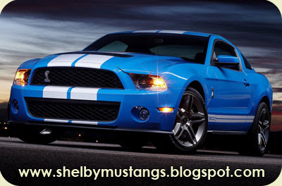 Car review - Shelby Mustang GT500 (2010)