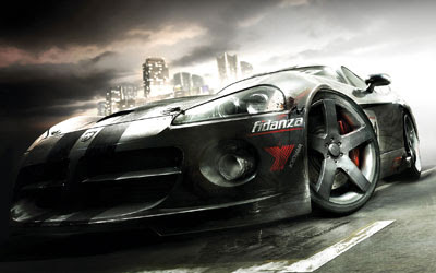 Wallpapers - Car Race Series