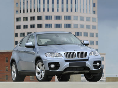 Wallpapers - BMW X6 ActiveHybrid (2010)