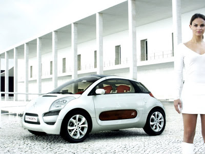 Wallpapers - Citroen C-Airplay
