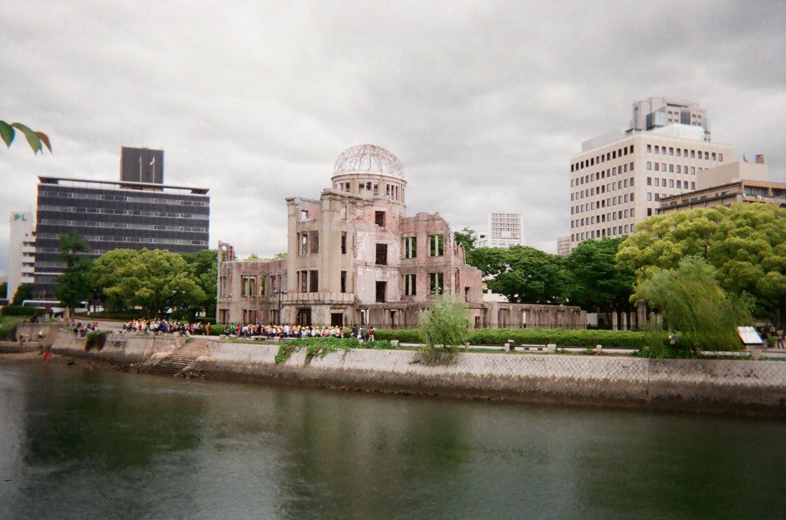 AVY IN JAPAN: Hiroshima - Ground Zero