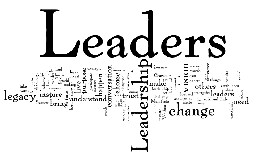 leaders are born, not made: looking into leadership theories essay Behavioural theories of leadership are based on the belief that great leaders are made, not born this leadership theory focuses on the actions of leaders not on intellectual qualities or internal states.