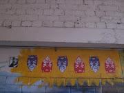 Laneway Graffiti, Melbourne Australia (cimg )