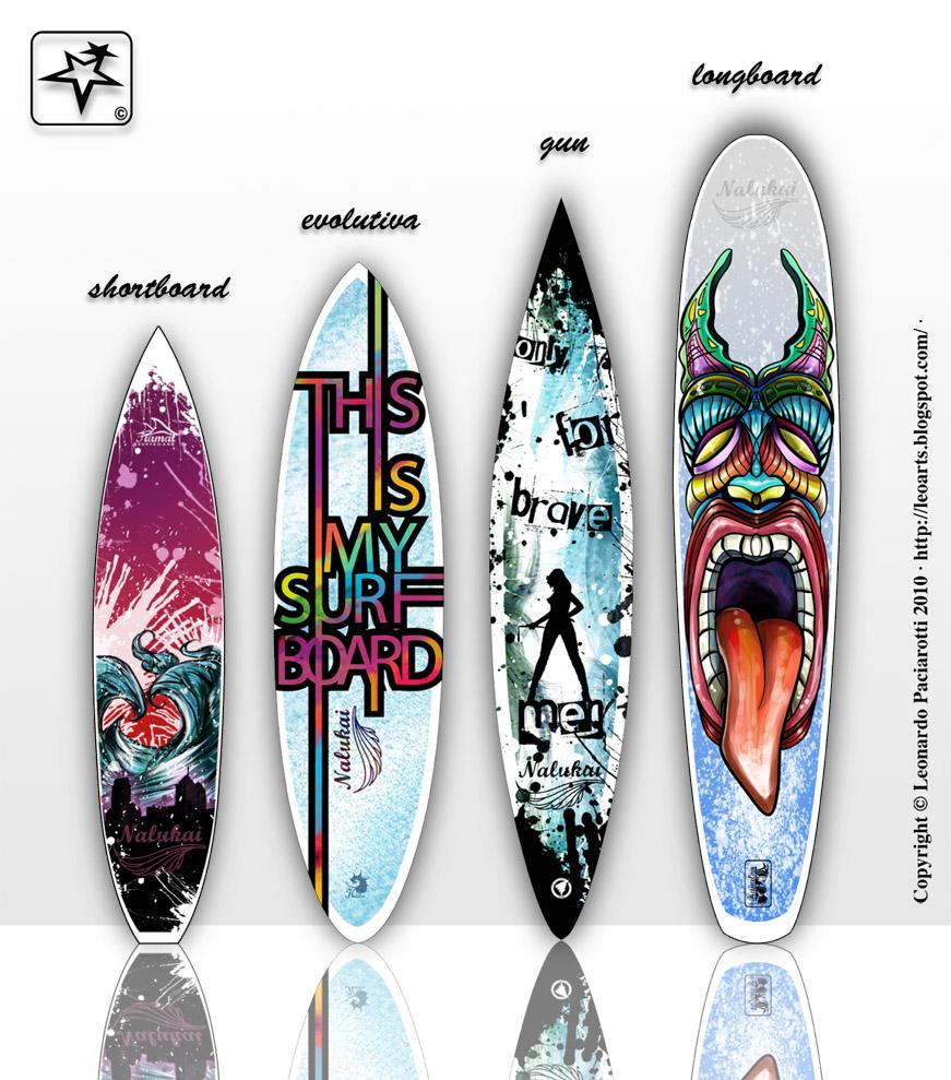 Tablas de snowboard surf y skate imagenes y dise os entra - Disenos de tablas de surf ...