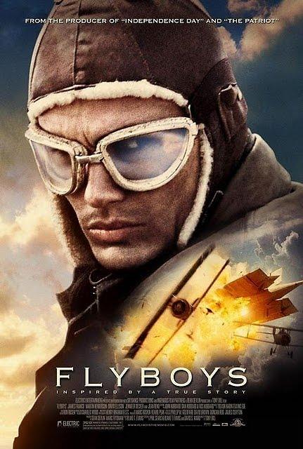 Phi Đội Cảm Tử - Flyboys (2006) Poster