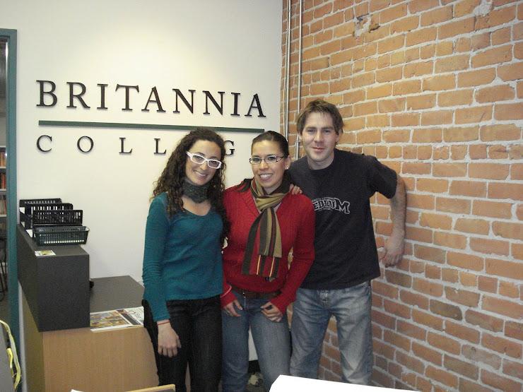 Personal Administrativo de Britannia College