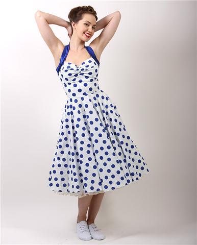 rockabilly kjol mönster