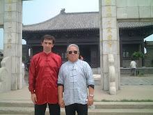 Fu Zhong Wen Mausoleum